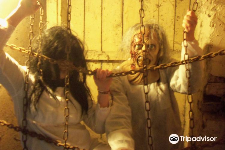 Dom Strachu Opole - Bloody Hostel2