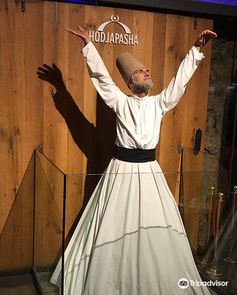 Whirling Dervish Ceremony in Fatih1