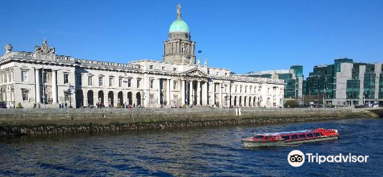Dublin Discovered Boat Tours1