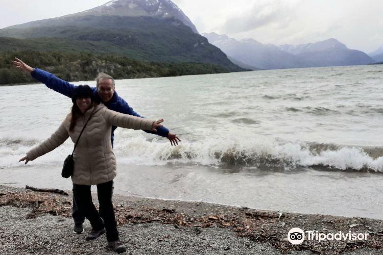 "Cabalgata Larga ""Lago Roca""1"