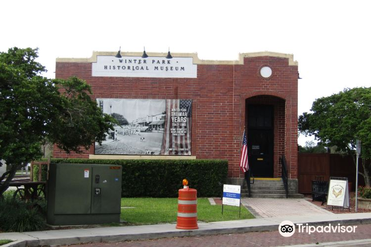 Winter Park Historical Museum1