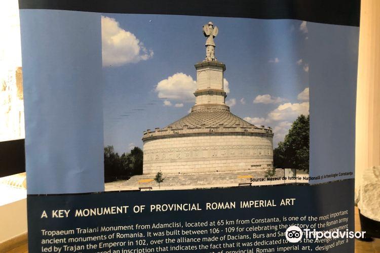 Tropaeum Traiani Monument2