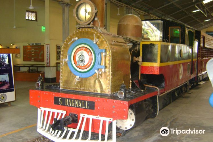 Narrow Gauge Rail Museum1
