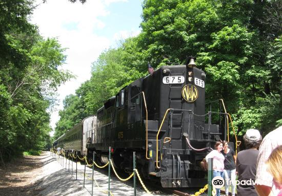 Bluegrass Scenic Railroad and Museum1