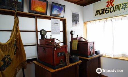 Tsugaru Railway Iizume Station Museum1