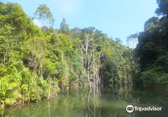 Khlong Chak Waterfall3