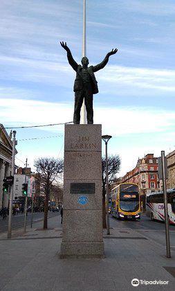 Jim Larkin Statue3