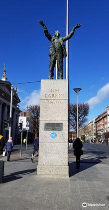 Jim Larkin Statue1