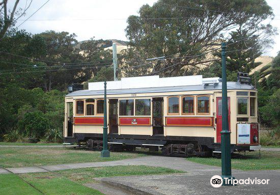 Wellington Tramway Museum4