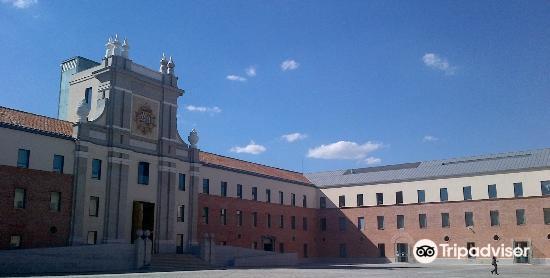 Cuartel del Conde Duque3