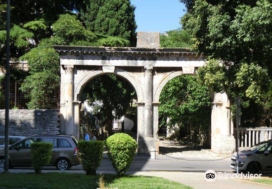 Double Gate / Twin Gate (Dvojna vrata)2