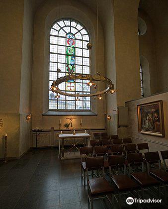 Hedvig Eleonora kyrka2