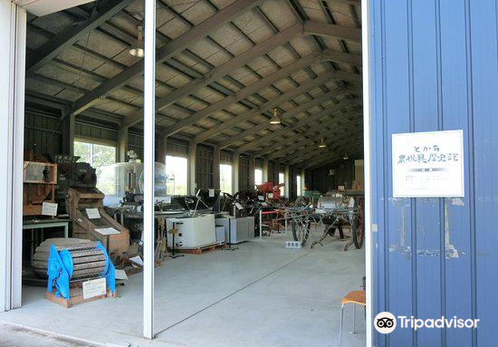 Tokachi Agricultural Machinery Museum4