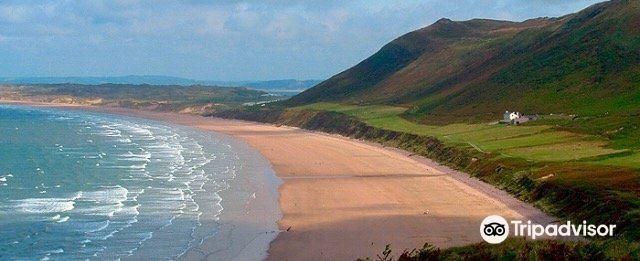 Llangennith Beach
