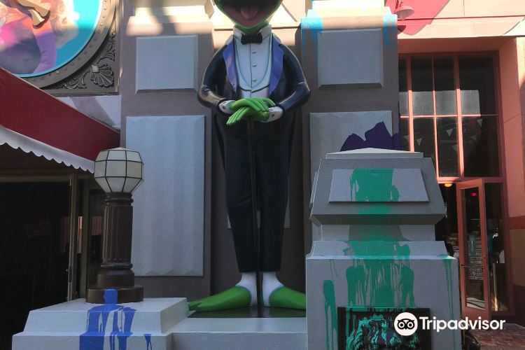Muppet*Vision 3D3
