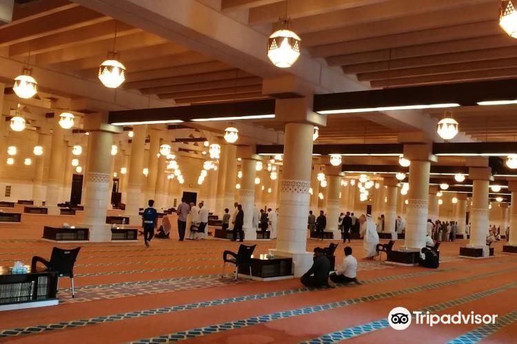 Imam Turki Bin Abdullah Grand Mosque travel guidebook –must visit attractions in Riyadh – Imam Turki Bin Abdullah Grand Mosque nearby recommendation – Trip.com