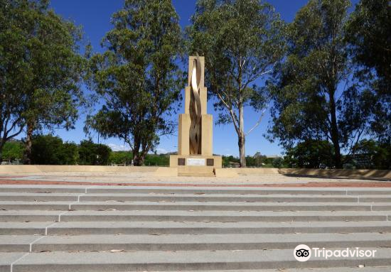 Rats of Tobruk Memorial1