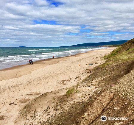 Inverness Beach Boardwalk1