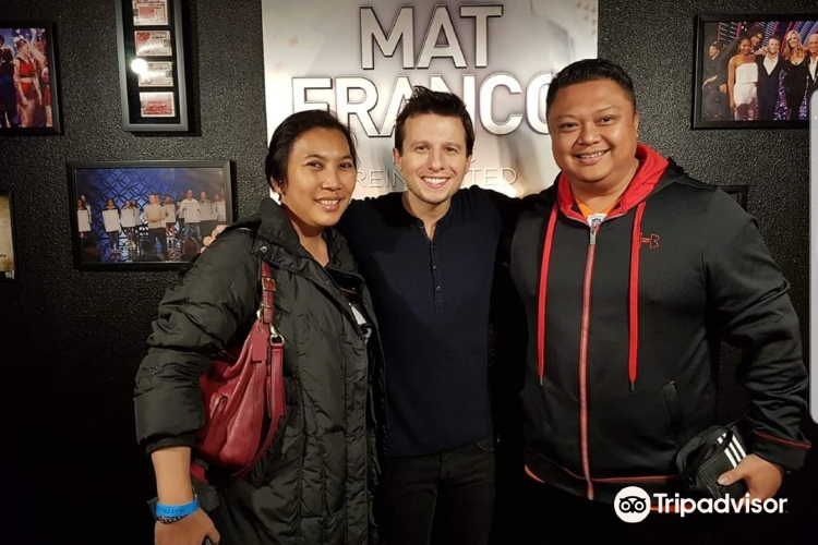 Mat Franco: Magic Reinvented Nightly3