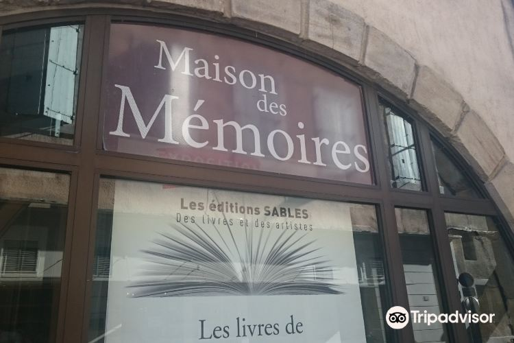 Memorial House (Maison des Memoires)2