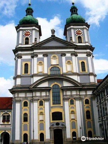 Basilica, Cistercian Monastery and Library2