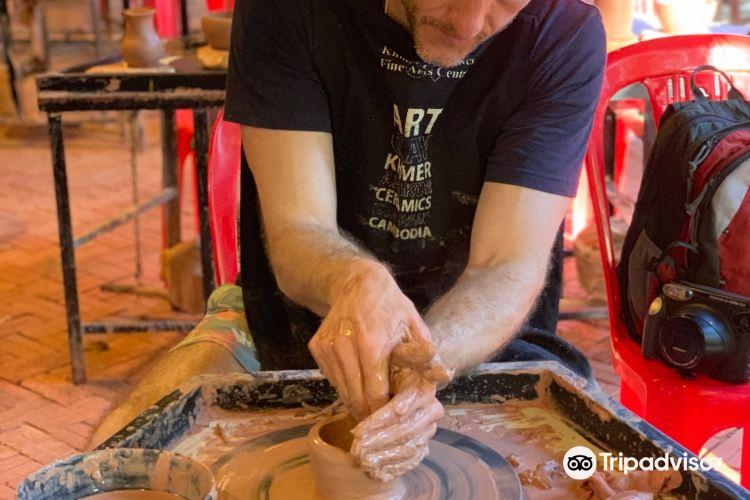 Khmer ceramics Fine Arts Centre4