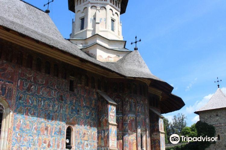 摩爾多維查修道院1