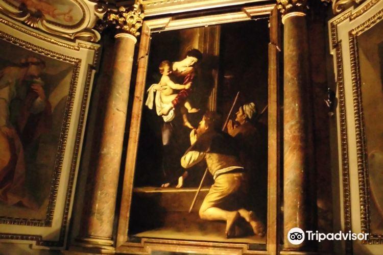 Basilica di Sant'Agostino in Campo Marzio4