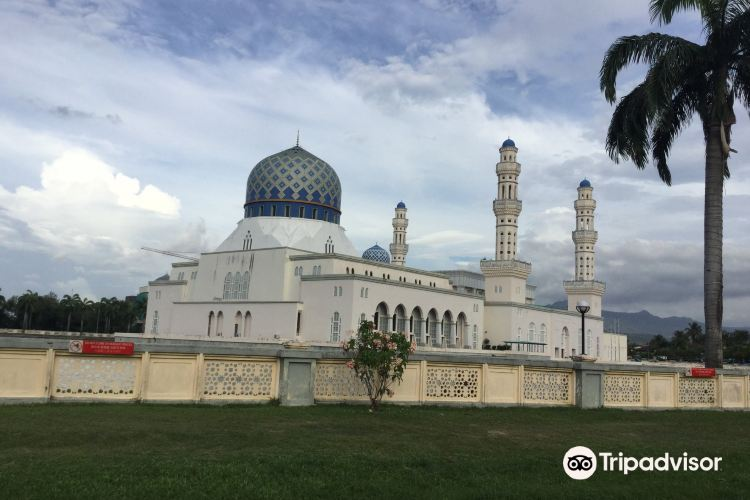 The Floating Mosque1