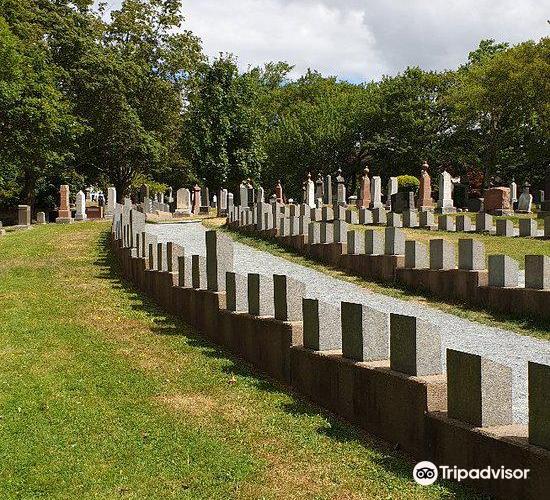Fairview Lawn Cemetery1