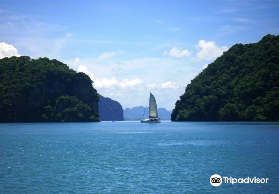 Koh Yao Noi Paradise sea kyak3