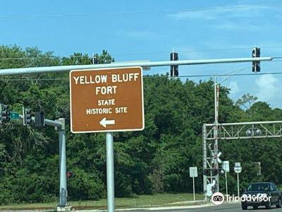Yellow Bluff Fort