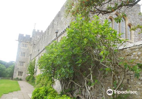 St. Donat's Castle2