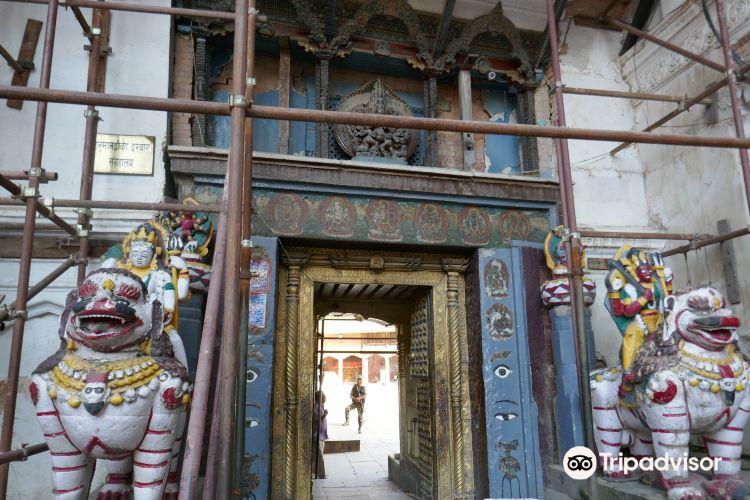 Mahendra Museum4