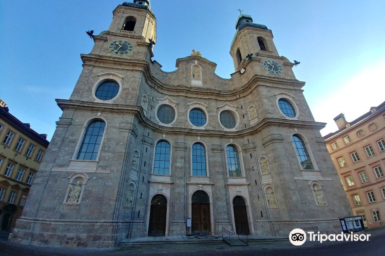 Cathedral of St. James (Dom zu St. Jakob)1
