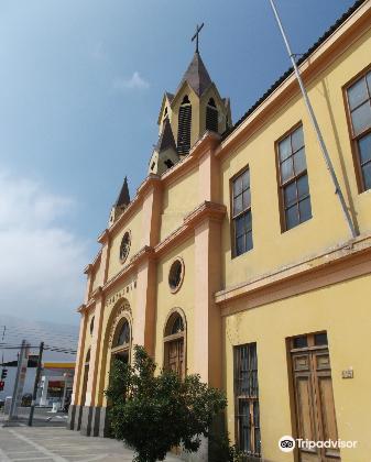 Santuario Sagrado Corazon de Jesus de Iquique1