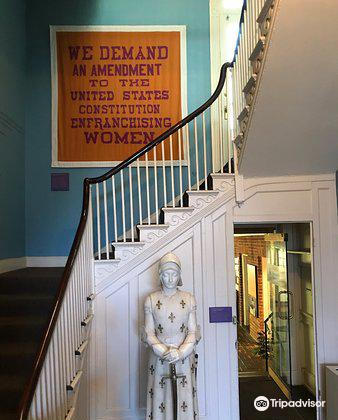 Sewall-Belmont House & Museum1