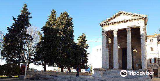 Temple Of Augustus1