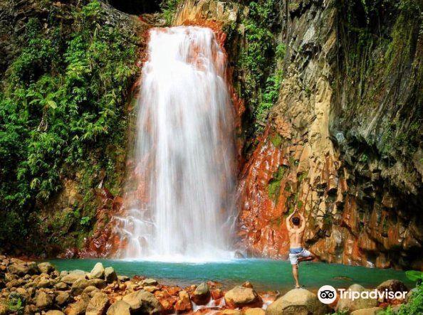 Pulangbato Falls1