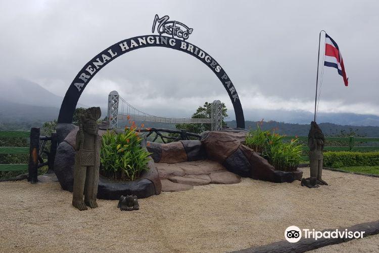 Mistico Arenal Hanging Bridges Park2
