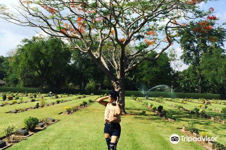 Chung Kai Allied War Cemetery1
