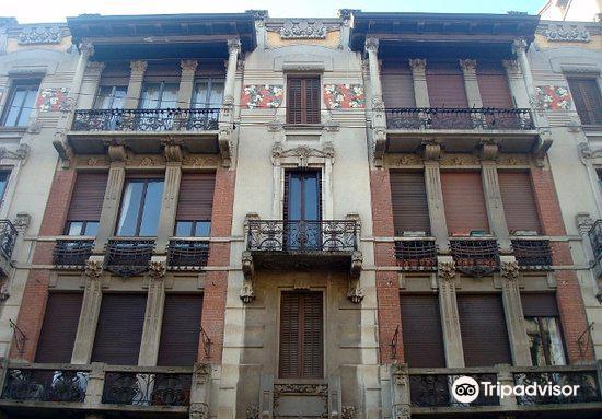 Casa Donzelli di via Gioberti2