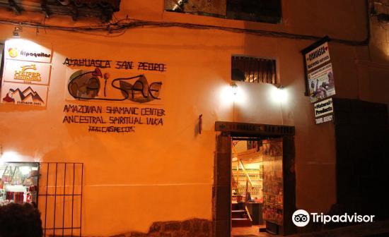 Museo de Plantas Sagradas, Magicas y Medicinales4