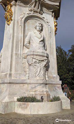 Beethoven-Haydn-Mozart Denkmal4