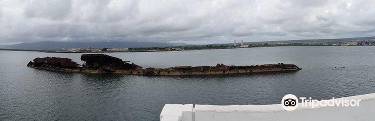 USS Utah Memorial4