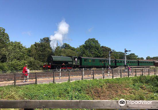 維特島蒸汽火車2