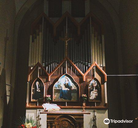 Immaculate Conception Cathedral - Organ Hall3