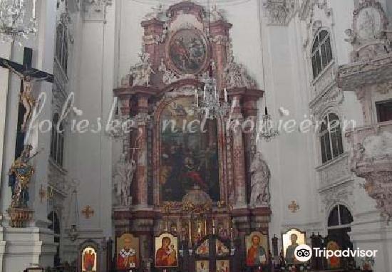 St Markus Church