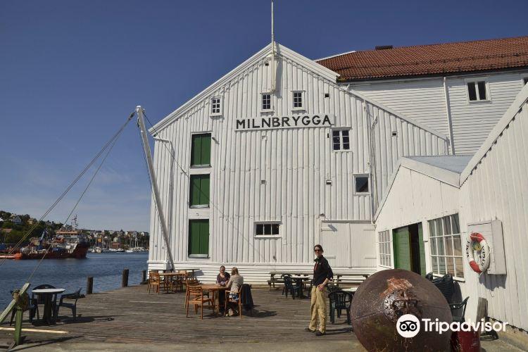 Norwegian Klippfiskmuseum - Milnbrygga1