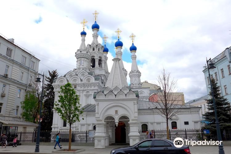 Church of the Nativity of Our Lady in Putinki 3